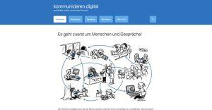 Screenshot,kommunizieren.digital